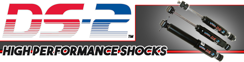 DS-2 High Performance Shock Absorbers