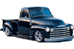 1947 - 1955 Chevy and GMC 3100 Truck