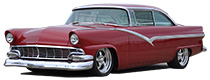1952-56 Ford Custom, Fullsize