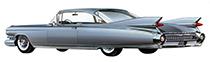 1957 - 1968 CADILLAC