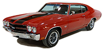 1964 - 1988 Chevy GM Chevelle, El Camino, Cutlass, GTO
