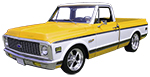 1960 - 1972 Chevy C10 and GMC C15 Truck