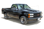 1988 - 1998 Chevy and GMC C1500 Truck