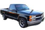 1988 - 1999 Chevy and GMC C2500 Truck