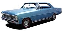 1962 - 1979 Chevy Nova