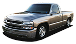 1999 - 2006 Chevy and GMC C1500 Truck