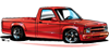 1982 - 2004 Chevy S10 and GMC S15 Truck