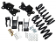 """1989-1999 Chevy-GMC C3500 Lowering Kit - 3"""" Front/4"""" Rear"""