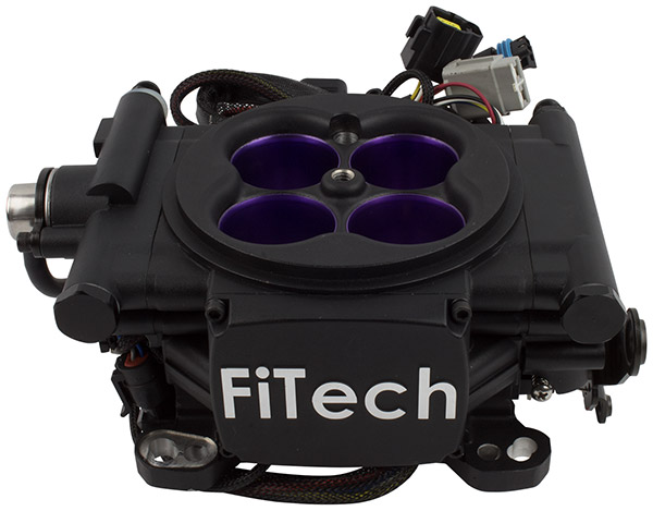 FiTech Mean Street EFI Fuel Injection System, 800HP