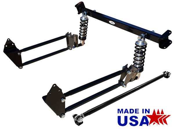 1947-54 Chevy Truck 3100 Rear 4 Link Suspension Kit