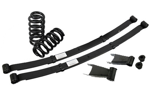 """1973-91 Chevy C3500 Lowering Kit - 3"""" Front - 5"""" Rear"""