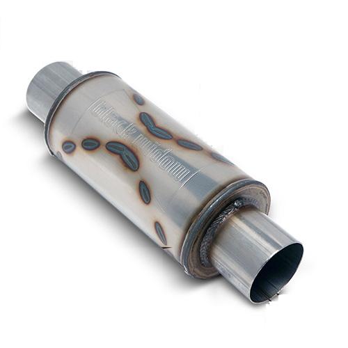 """Black Widow Widowmaker 10"""" Exhaust Muffler"""