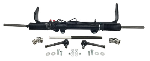 1960-66 Chevy C10 Truck Power Steering Rack and Pinion Kit