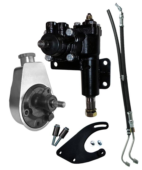 1962-82 Mopar Power Steering Conversion Kit - Small Block Dodge