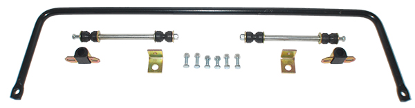 1963-72 Chevy C10 Truck, Performance Anti Sway Bar Kit, Rear with Coils