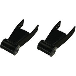 Rear Extended Shackles for 1988+ Chevy-GMC C1500 Trucks