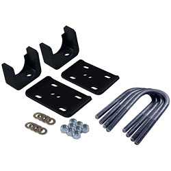 """1973-81 Chevy C30 and C3500 Truck Rear Flip Kit, 8"""" drop"""