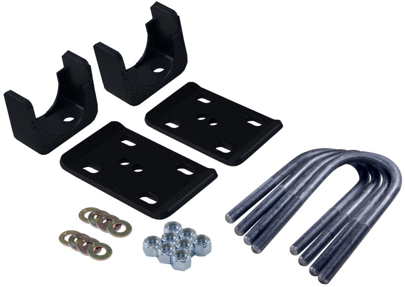 "Western Chassis 1988-98 Chevy and GMC C1500 Truck Rear Flip Kit ""6 Drop"