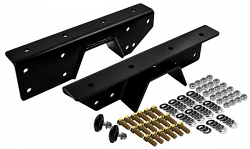 1973-87 Chevy C20 and GMC C25 C-Notch Kit - Bolt In