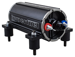 HyperFuel Billet In-Line Fuel Pump, 255LPH and 340LPH