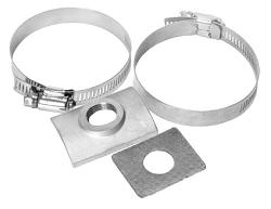 O2 Oxygen Sensor Header Bung Kit - Fitech