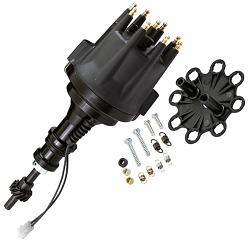 Aces Blackjack Pro Series Magnetic Pickup Distributor - SBF Ford 289/302