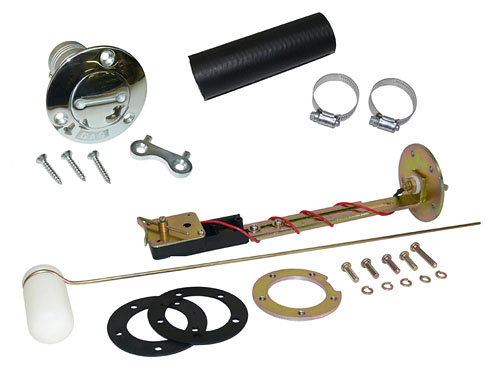 1947-59 Chevy Truck Fuel Installation Kit (OHM 0-30)