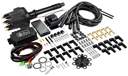 Aces Complete Ignition Package, SBC or BBC Chevy