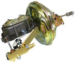 Power Brake Booster Assembly, 1975-79 Chevy Nova