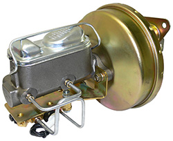1967-70 Ford Mustang Power Brake Booster Conversion