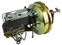 1971-73 Ford Mustang Power Brake Booster Conversion