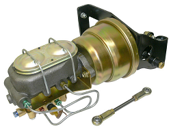 1948-52 Ford F1 Truck Power Brake Booster Conversion