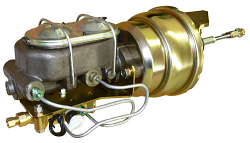 1953-56 Ford F100 Truck Power Brake Booster Conversion