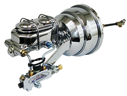 1960-72 GMC Truck and Chevy Truck Chrome Power Brake Booster Kit