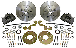 1949-53 Ford Car Front Disc Brake Conversion