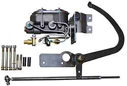 1949-51 Ford Car Master Cylinder Conversion
