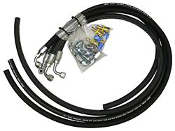 Hydro-Boost Hose Kit, Rubber