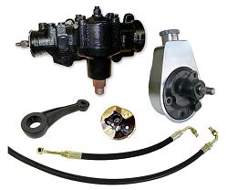 1965-70 Chevy Impala, Biscayne Power Steering Conversion