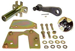 1960-66 Chevy and GMC Truck Power Steering Conversion Bracket Kit - Deluxe
