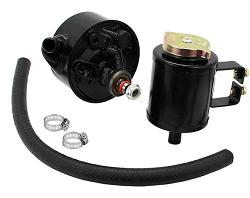 Big Block Power Steering Pump Kit With Remote Reservoir