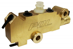 Proportioning and Combination Valve, AC Delco 172-1353 and 172-1361 Type