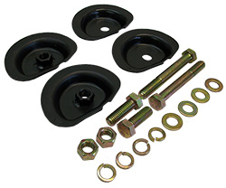 1960-72 Chevy C10, C20 Truck Rear Coil Spring Retainer Kit