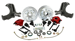 1963-70 Chevy and GMC C20 Truck Disc Brake Conversion, 8-Lug