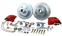 1948-56 Ford F100 Truck Disc Brake Conversion