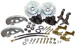 Disc Brake Conversion, 1964-72 Chevelle, GM A-Body