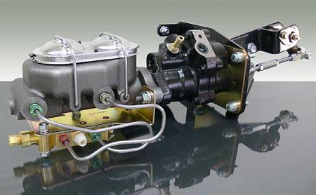 1955-59 Chevy Truck Hydropower Hydraulic Brake Assist Kit