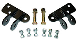 1963-72 Chevy and GMC Truck Shock Mount Kit, Front