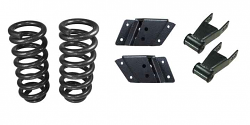 """1995-1999 Chevy Tahoe/GMC Yukon 4DR/2WH Deluxe Lowering Kit - 3"""" Front/4"""" Rear"""