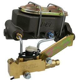 Disc brake Master Cylinder and Side Mount Proportioning Valve Kit