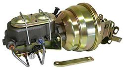 1952-56 Mercury Power Brake Conversion